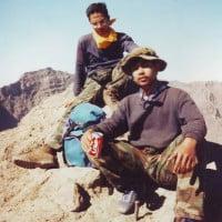Kuliah Kerja Nyata ke Puncak Gunung