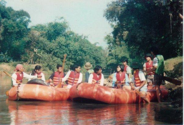 sungai Cimanuk etape I