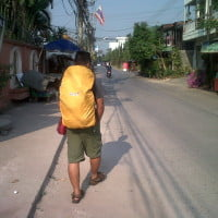 Silent Operation di Jalur Backpacker
