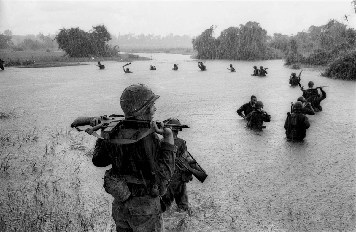 The Vietnam War in picture 01