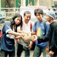 Kala Mahasiswa Bahu Membahu dalam Misi Kemanusiaan